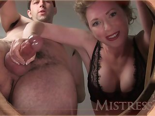 MISTRESS T: EPIC Cumshot Compilation!