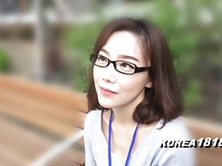 KOREA1818.COM - korean Cutie prevalent glasses