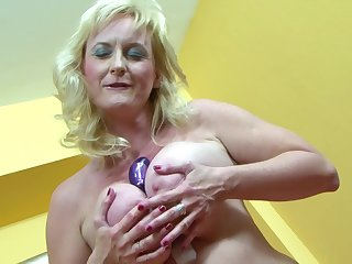Stunning MILF Monika Wipper receives a big black weasel words