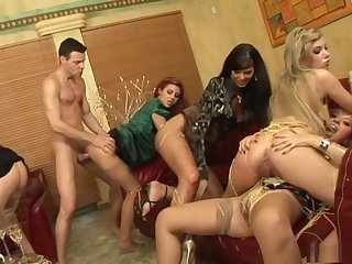 Holynight Wives Group Fucking - Unsound Sluts Orgy