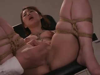 Exotic dealings clip Hogtied hot , take a look