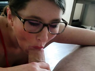 Real dutch hooker handjob cumshot