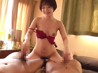 Sexy asian threesome Hard Core