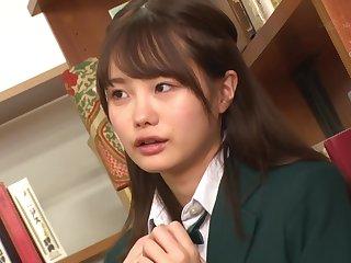 Ruka Inaba And Ichika Matsumoto - Groping And Pleasure In The Sch**l Boning up